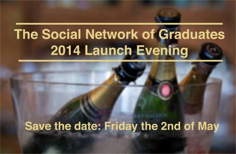 Graduates Launch Evening
