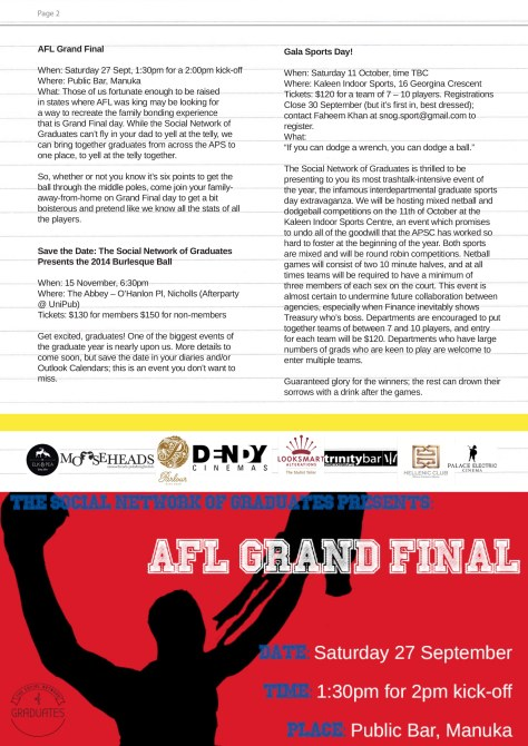 Newsletter 8 page 2